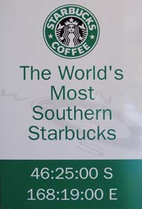 The World's Most Southern Starbucks